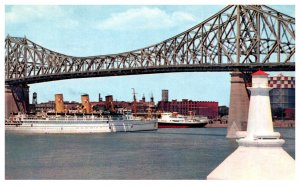 Canada  Montreal   Jacques Cartier Bridge