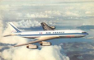 B57140 airplains avions Air FRance Boeing 707 Intercontinental