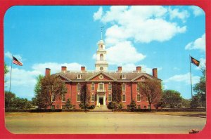 LEGISLATIVE HALL THE CAPITOL BUILDING DOVER, DEL.  SEE SCAN
