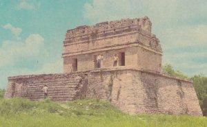 YUCATAN , Mexico , 1950-60s ; Chichen-Itza , La Casa Colorada