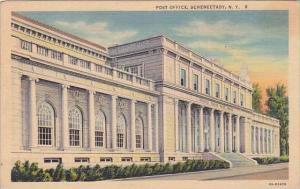 New York Schenectady Post Office 1938
