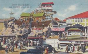 Noah's Ark and Slide Old Orchard Beach Maine