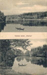 Czech Republic Výletní místo Valcha 02.64