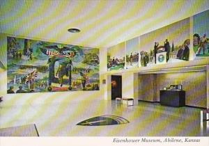 Eisenhower Museum Abilene Kansas