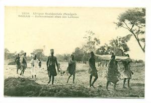 Senegal - DAKAR-Enterrement chez les Lebous , 00-10s