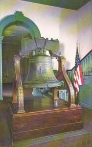 The Liberty Bell Independence Hall Philadelphia Pennsylvania