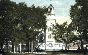 The Church of Christ Hanover NH 1909