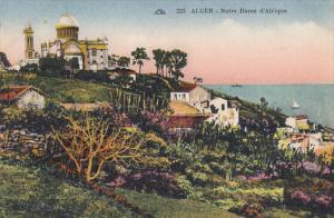 Algeria Alger Notre Dame d'Afrique