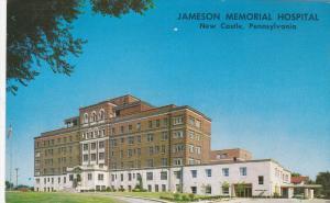 Jameson Memorial Hospital, NEW CASTLE, Pennsylvania, PU-1964