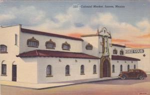 Colonial Market, Juarez, Mexico, 1930-1940s