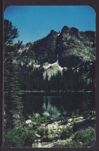 Gospel Lake,Gospel Mountain,ID BIN