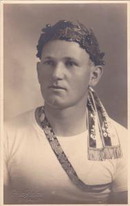 RP; ST. GALL, Switzerland; Portrait of Sportsman, 00-10s
