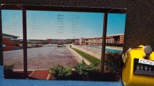STD Vintage College Inn Motor Lodge & Restaurant Raleigh North Carolina Posted