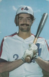 MONTREAL , Quebec, 1989 ; EXPO Baseball Player Brian Little