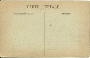 Antique Postcard Grand Bazar, Brest. La Rue de la Mairie - Very Early 1900