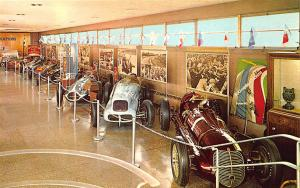 Indianapolis IN 500 Motor Speedway Museum SP. 2 Postcard