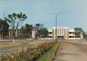 Burkina Faso Ouagadougou La Presidence
