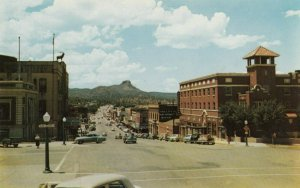 PRESCOTT , Arizona , 1950-60s ; Gurley Street