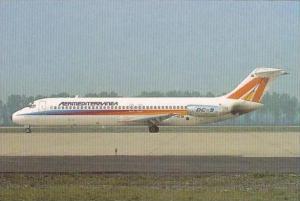 Aermediterranea Douglas DC 9