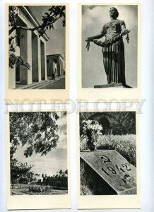 186212 RUSSIA LENINGRAD Piskarevskiy Seraphim Cemetery 16 PC