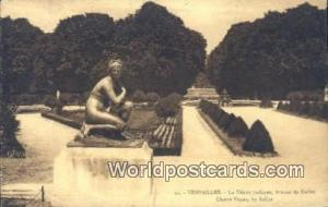 Versailles, France, Carte, Postcard la Venus Pudique  la Venus Pudique