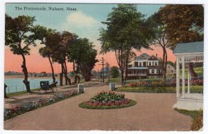 Nahant, Mass, The Promenade
