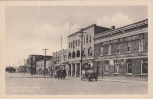 WOLSELEY , Canada , 00-10s ; Main Street looking West, Union Bank of Canada