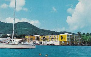 CHRISTIANSTED, St. Croix, Virgin Islands , 40-60s; Caravelle Hotel