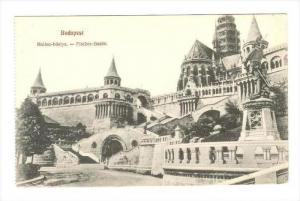 Budapest, Hungary, Halasz-bastya.-Fischer-Ba stei, 00-10s