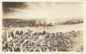 RP: NEW YORK CITY , 1930-40s ; Vista view #2