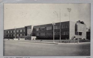 FRESNO , California , 1940s ; City Hall