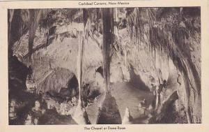 The Chapel or Dome Room, Carlsbad Caverns, New Mexico,  00-10s
