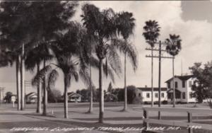 Florida Belle Galde Everglades Experimental Station  Real Photo