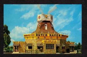 PA Dutch Haven Restaurant SOUDERSBURG INTERCOURSE PENN Postcard Pennsylvania
