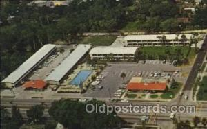 Howard Johnson's, Daytana Beach, Florida, USA Motel Hotel Postcard Postcards ...