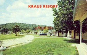 KRAUS RESORT on BULL SHOALS LAKE, FLIPPIN, AR.