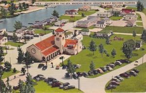Florida Greater Gulf Beache Church By The Sea Madeira Greater Gulf Beaches