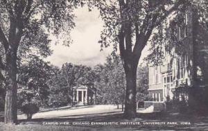 Iowa University Park Campus View Chicago Evangelistic Institute