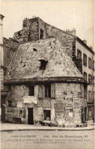 CPA PARIS 18e - Rue du Mont-Cenis (79474)