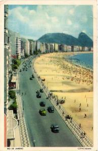 CPM Rio De Janeiro. Copacabana. BRAZIL (622819)