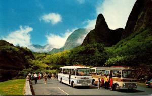Hawaii Maui's Iao Needle