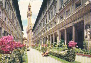 Italy Firenze Florence Gli Uffizi