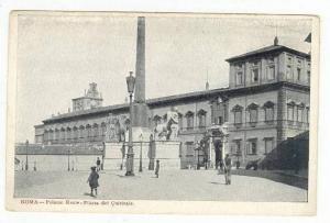 Roma, Italy, 00-10s Palazzo Reale - Piazza del Quirinale