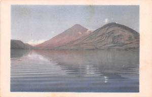 Guatemala, Central America, Republica de Guatemala Lake Atitlan  Lake Atitlan