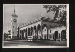 051907 RUSSIA SOCHI Railway station Old photo PC