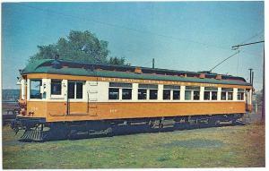 Trolley - Waterloo, Cedar Falls & Northern 100