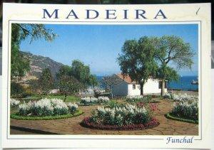 Portugal Madeira Funchal Parque de Santa Catarina - unposted