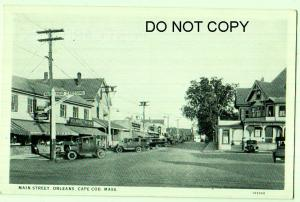 Main St, Orleans, Cape Cod Mass