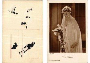 CPA AK Vivian Gibson FILM STAR (547977)