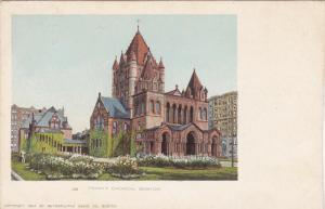 Trinity Church, BOSTON, Massachusetts, 1904